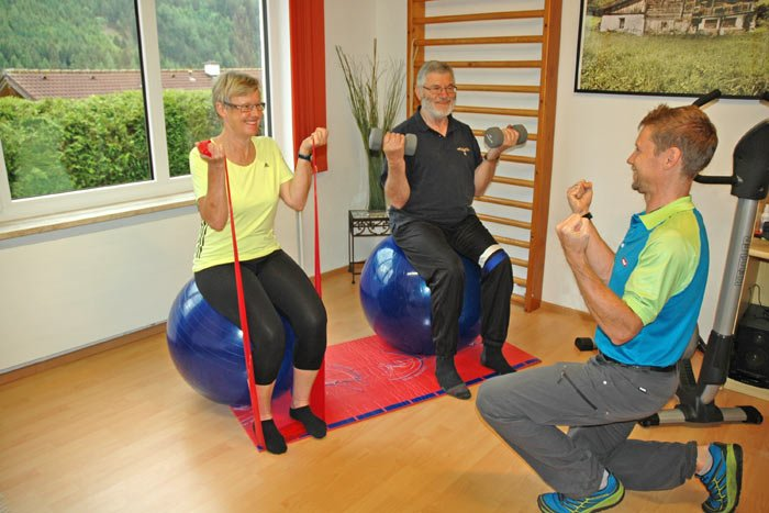 Strength, Balance & Confident Mobility