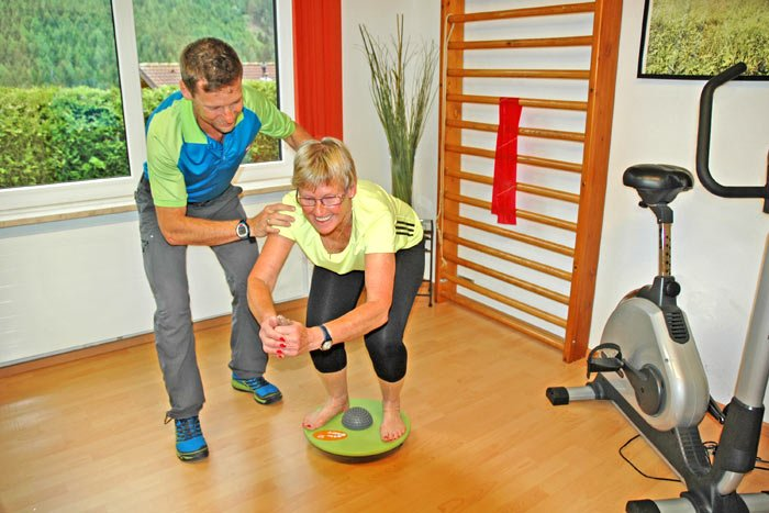 Reduced Mobility & Falls Prevention